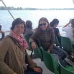 le professoresse Silvia Nolli e Valeria Roberto