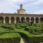 2Gli splendidi giardini Palazzo Te