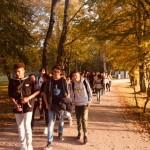 passeggiata d'autunno