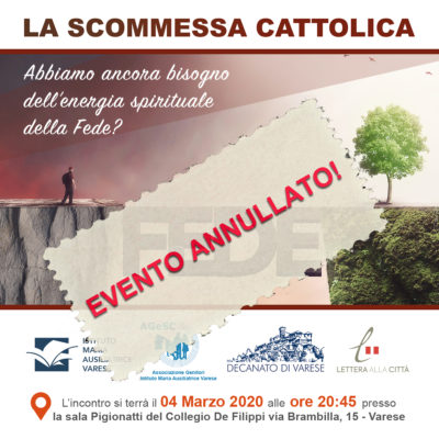 post SCOMMESSA ANNULLATO