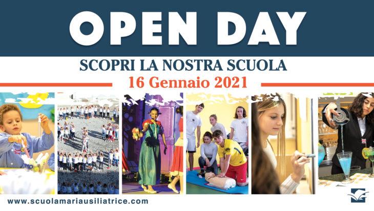 Open day Gennaio
