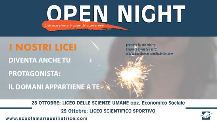 Open night Licei_nuovo