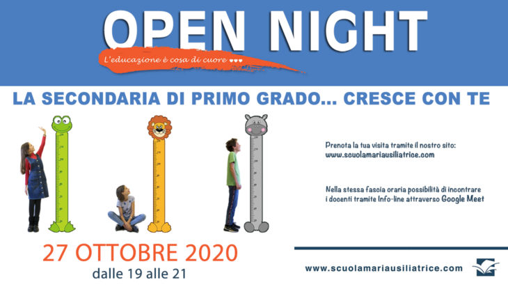 Open night sec 03